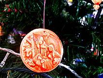 Dobrý obchod - Vianočná ozdoba - 12119758_