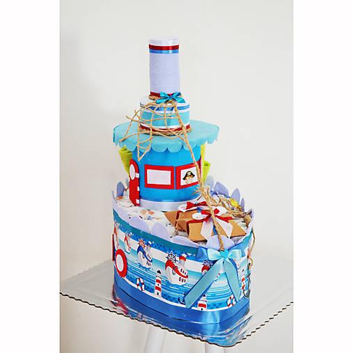 Plienková torta LOĎ