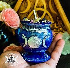 Svietidlá a sviečky - BOHYNE MESIACA - 12119174_