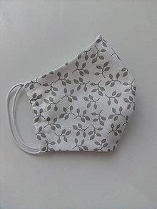 Rúška - Detské bavlnené rúško 10-13 rokov - 12116957_