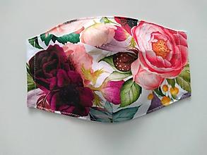 Rúška - Dizajnové rúška (Romance) - 12118082_