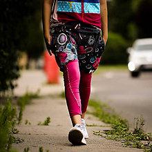 Šaty - Origo riflošky – kraťasky čary mary – limit - 12119962_