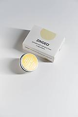 - Anti-odoračný krém ZINDEO® s čajovníkovým olejom - 12121562_