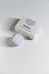 Drogéria - MINI Anti-odoračný krém ZINDEO® - 12121563_