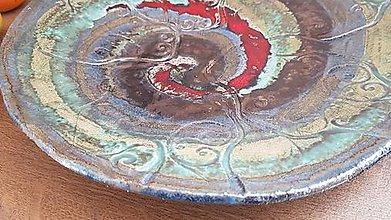 Nádoby - Keramická velká mísa - 12120262_