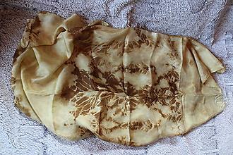 Šatky - silk scarf_hodvábna šatka_multicoloured - 12120233_