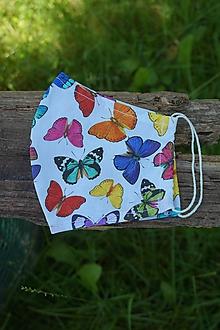Rúška - Rúško - Motýle - 12122170_