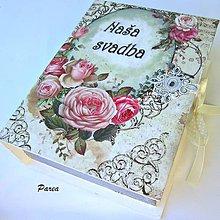 Krabičky - Naša svadba - 12124255_