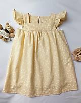 Detské oblečenie - Letné motýlikové - 12122403_