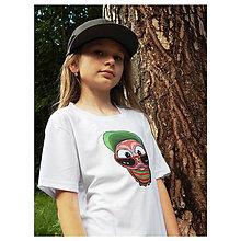 Detské oblečenie - Detské COOL tričko - OčiPuči mámnaháku Čičianko - 12124220_