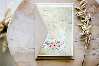 Papiernictvo - Cestovateľská pohľadnica (narodeniny) - 12126913_