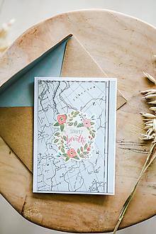Papiernictvo - Cestovateľská pohľadnica (narodeniny) - 12126925_