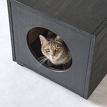 Pre zvieratká - Mačací domček - 12126449_