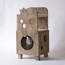 Pre zvieratká - Mačací domček - 12126671_