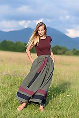Sukne - sukňa Emy - 12127242_
