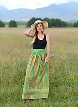 Sukne - sukňa Heňa - 12127386_
