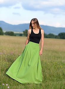 Sukne - sukňa Dagmar - 12127467_