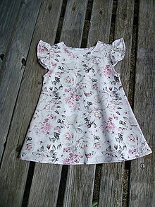 Detské oblečenie - Šaty č 86 - 12125657_