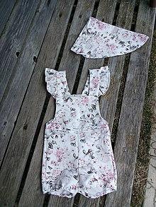 Detské oblečenie - Opaľovačky č 86 - 12125691_