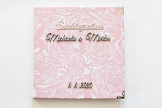 "Papiernictvo - Svadobný album ""roses"" - 12127547_"