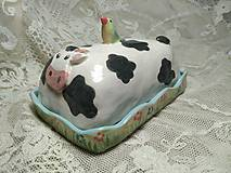 Nádoby - Keramika...maselnicka - 12127849_