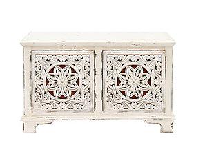 Nábytok - Skrinka dvierková carving - 12125747_