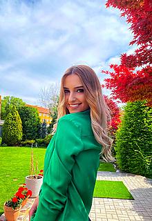 Košele - Dámska košeľa Green - 12129788_