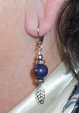 Sady šperkov - Lapis lazuli- variácie - 12131018_