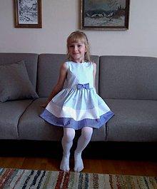 Detské oblečenie - ŠATOČKY ŽOFKA - 12128736_