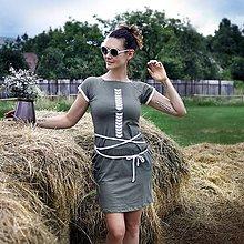 Šaty - Šaty OLIVA - 12128797_