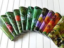 Úžitkový textil - Autorské Foto Prostírání - Makové potěšení - 12128588_