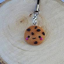 Drobnosti - Kawaii charm privesok cookie susienka - 12131142_