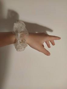 Drobnosti - Scrunchies gumička - 12129488_