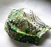 Rúška - Ochranné rúško na tvár - jednovrstvové - skladom - 12130965_