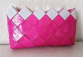 Peňaženky - Pink peňaženka - 12130908_