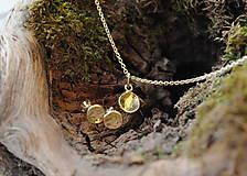 Sady šperkov - Náušnice a náhrdelník Pale II. - 12132702_