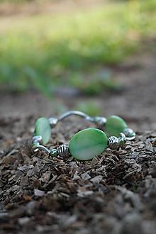 Náramky - Perleťový náramok - 12135067_