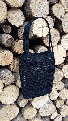 Nákupné tašky - Jednoduchá sieťovka na želanie - 12135291_