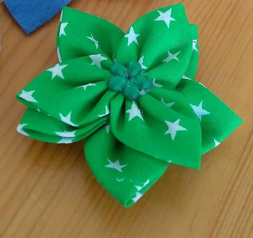 Zelený kvet