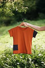 Detské oblečenie - Tričko HUGO - 12138703_
