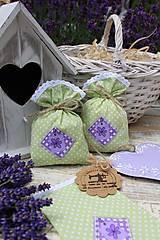 Úžitkový textil - Vrecko -kvietok - 12135873_