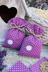 Úžitkový textil - Vrecko -kvietok - 12135876_