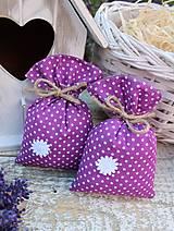 Úžitkový textil - Vrecko -kvietok - 12135877_