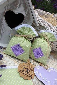Úžitkový textil - Vrecko -kvietok - 12135871_