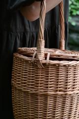 Kabelky - Prútená kabelka VERANO N°1 - 12137350_