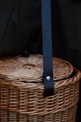 Kabelky - Prútená kabelka VERANO N°1 - 12137355_