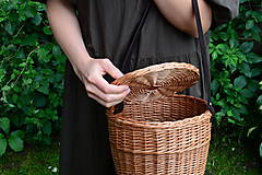 Kabelky - Prútená kabelka VERANO N°1 - 12137366_