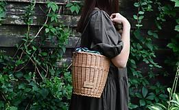Kabelky - Prútená kabelka VERANO N°2 - 12138638_