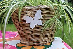 Dobrý obchod - Umenie_srdca: Dekoratívny kvetináč. - 12137337_