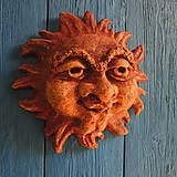 Dekorácie - Slnko - 12141276_